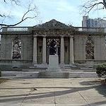 20180813フィアデルフィア観光・Museum「Rodin Museum」(ロダン美術館)  2151 Benjamin Franklin Pkwy