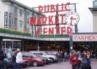 20160820シアトル観光「パイク・プレイス・マーケット」Pike Place Market