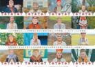 20161008映画「神聖なる一族24人の娘たち」Nebesnye zheny・lugovykh mari
