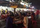 20161227屋台街「アロー通り」Jalan Alorマレーシア・クアラルンプール
