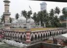 20161228モスク「マスジッド・ジャメ」Masjid Jamek